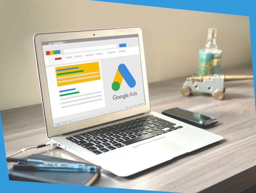Niski budżet reklamowy akampanie <br> Google Ads
