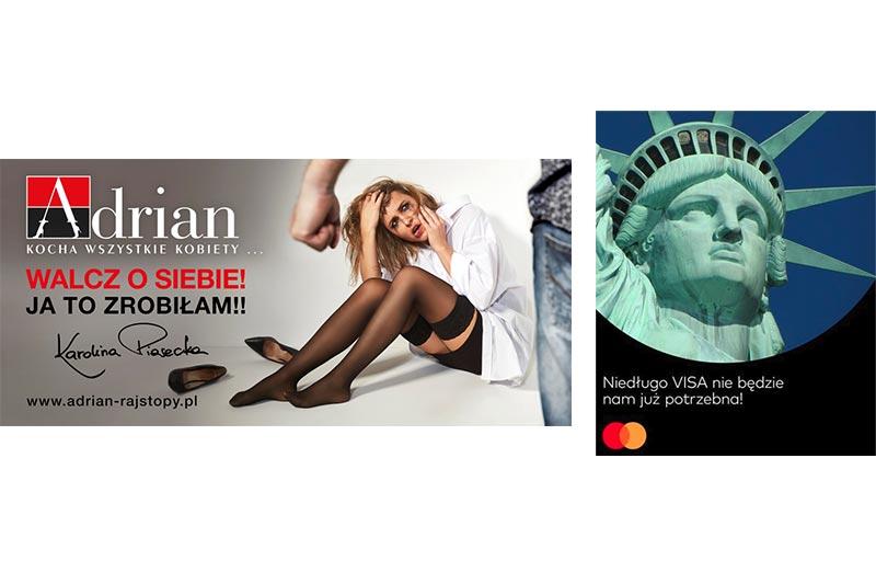 Kreacje reklamowe