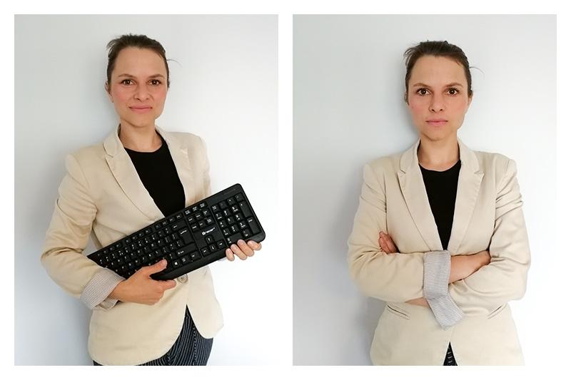 Joanna-Młodszy Copywriter
