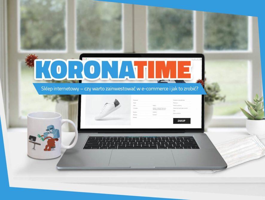 🔥Sklep internetowy – czywarto zainwestować we-commerce?