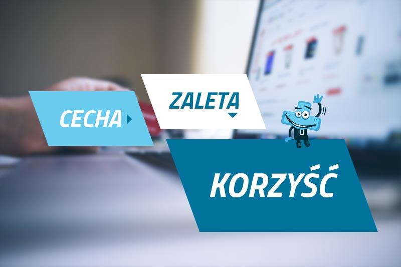Promocja produktów iusług.