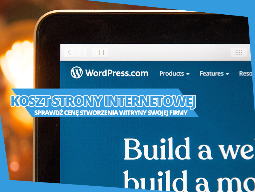 Koszt strony internetowej – sprawdź cenę stworzenia witryny swojej firmy
