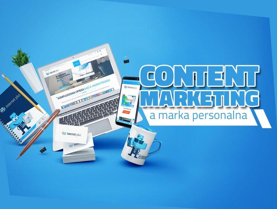 Content marketing amarka personalna